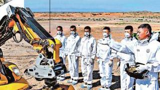 ?火箭军实战练应急 保护核武库