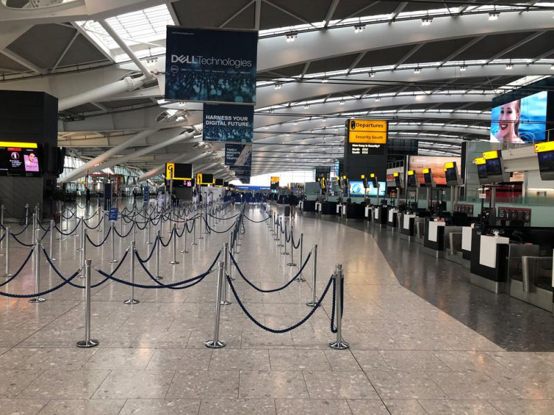 ?英航4000机师罢工 1600航班停摆两日