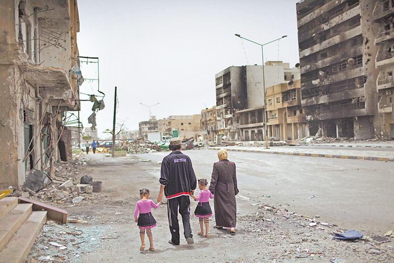 田文林:利比亚如何从天堂坠入地狱