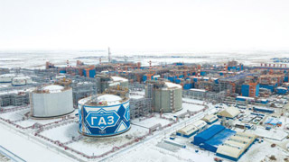 合探北极 中企入股俄LNG项目启动
