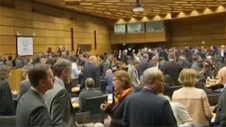 国际原子能机构理事会中国理事:单边主义危及全球核安全