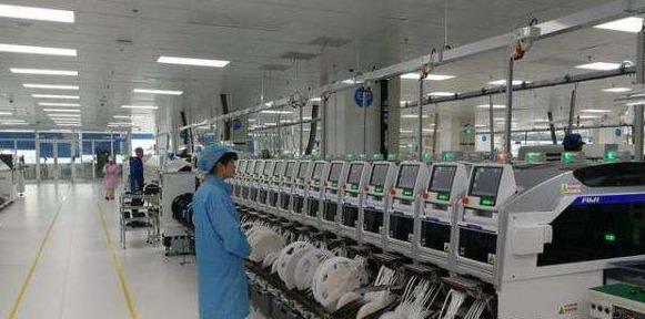 比亚迪长沙工厂华为手机批量下线 预计将日产8万台