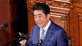 安倍改组内阁为修宪布阵