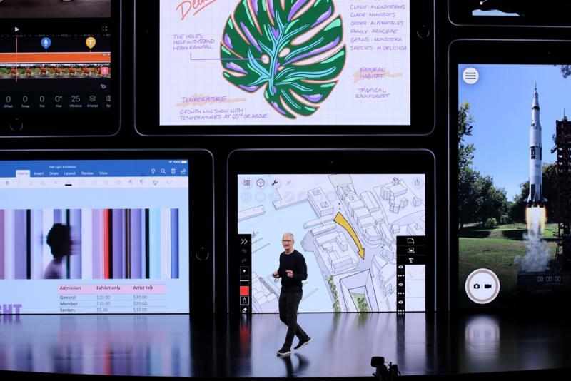 ?新iPhone芯片低耗能 处理速度升五倍