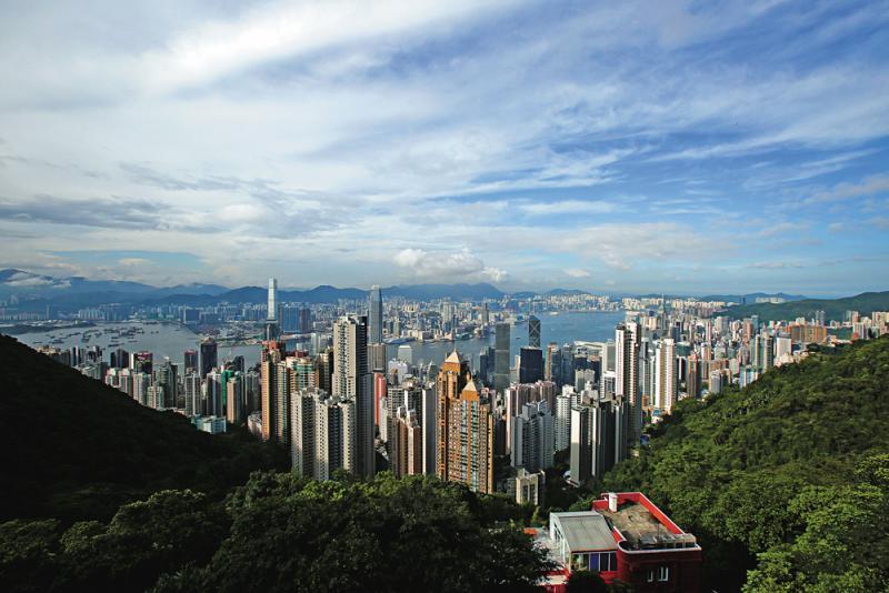 ?香港再成为全球最自由经济体
