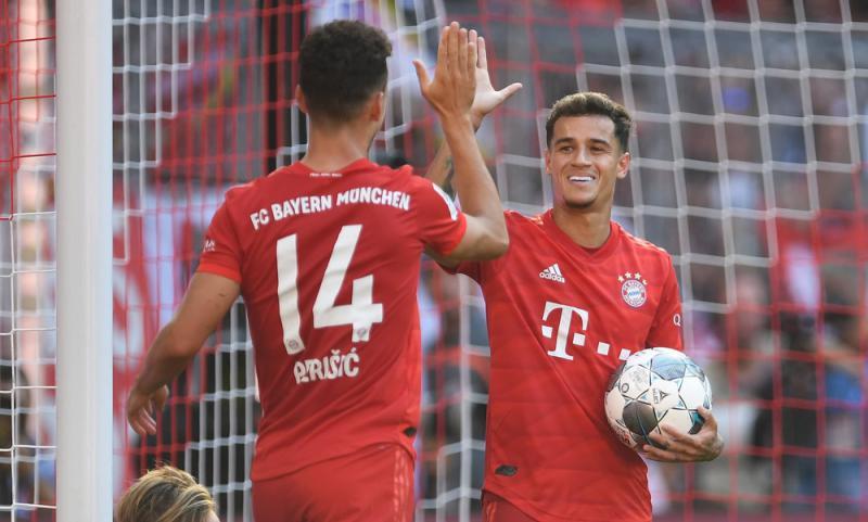 德甲预告/RB莱比锡主场硬撼拜仁