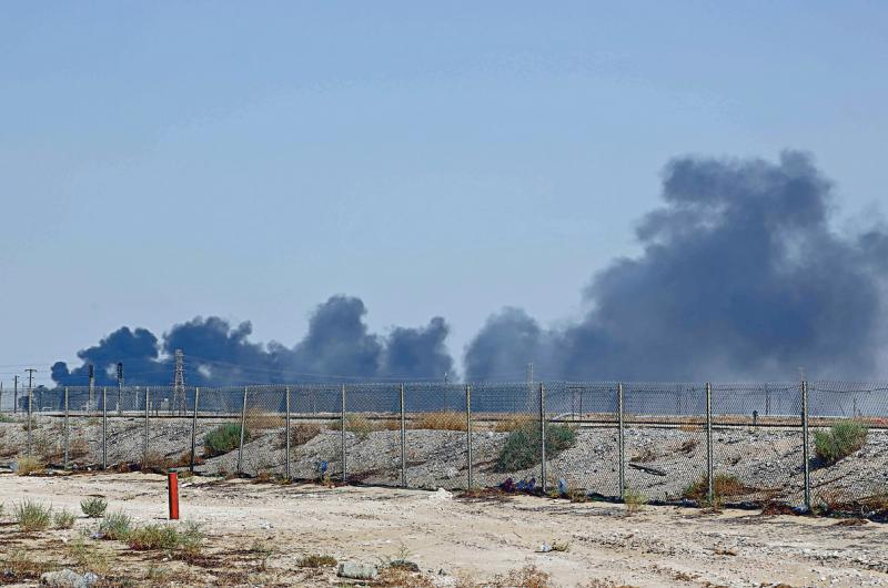 ?遭胡塞无人机袭击 沙特或减一半石油生产