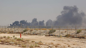 """谁是袭击沙特石油设施""""黑手""""?特朗普表态谨慎"""