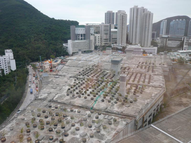 ?黄竹坑站上盖住宅项目今招意向