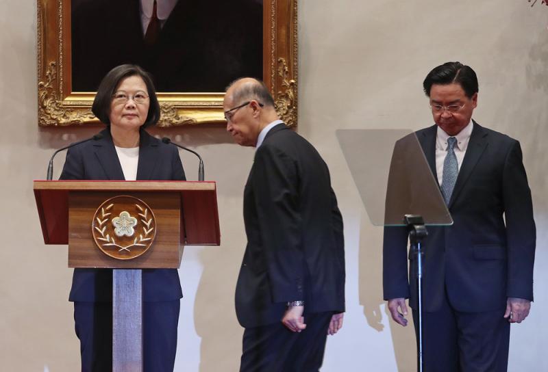 ?所罗门弃台 决与中国大陆建交