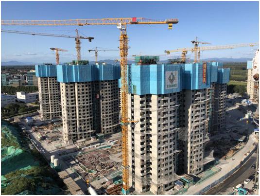 """首善之责 国企担当 北汽集团安置房项目助力首都""""四个中心""""建设"""