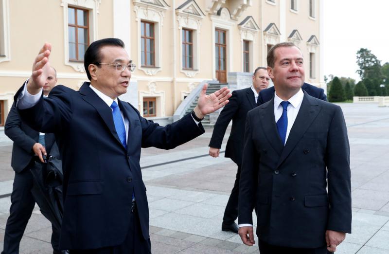 ?中俄提升投资便利 促贸易额翻倍