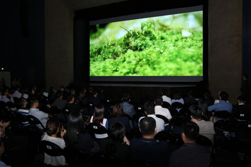 ?最先进8K影像实验室上海揭幕