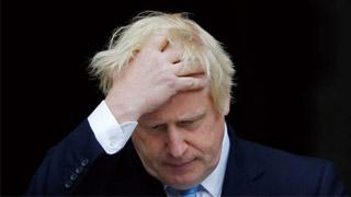 ?约翰逊关议会涉违法 英最高院开审