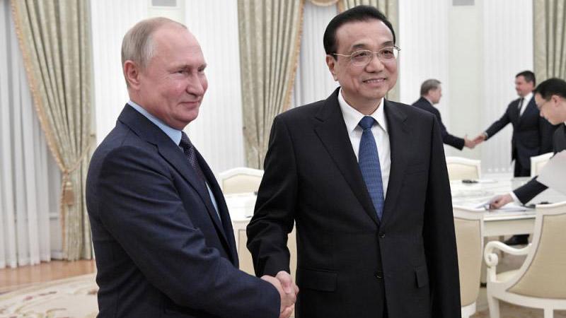 ?中俄全方位能源合作 加强北极开发