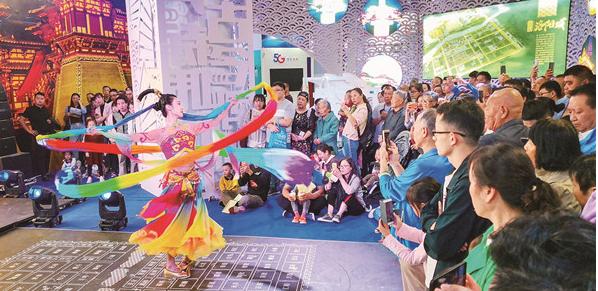 第二屆宝运莱手机版文化旅遊產業博覽會落幕 接待遊客5.3萬人次