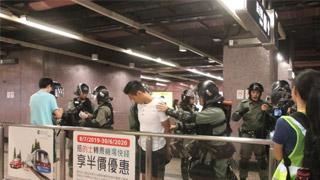 """四度为太子站事件辟谣 ?消防处缉三""""内鬼""""以正视听"""