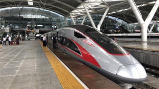 ?深江高铁年底开建 将驳广深港