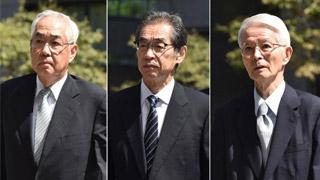 ?福岛核灾刑诉 东电三高管脱罪