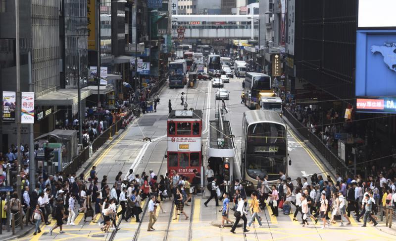 ?隔岸观市\内地香港水电气融合 民生领域深度一体化