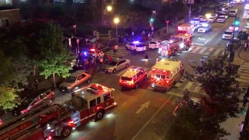 ?美首都一日两枪击案酿1死8伤