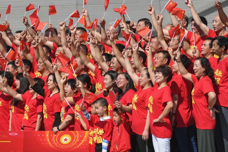 新中国人权发展经历三时期