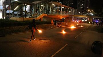 政界强烈谴责辱国旗恶行 呼吁惩治暴徒不手软