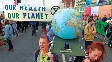 联国气候峰会登场吁2050年实现碳中和 美日巴西领导人缺席