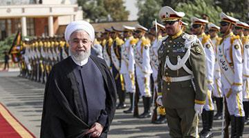 """?伊朗放行英国油轮 拟组""""希望联盟""""巡航抗美"""