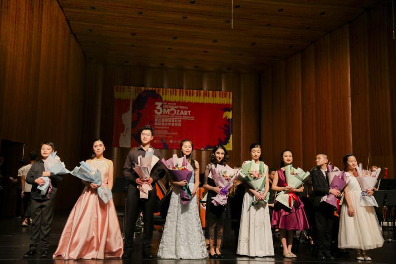 ?港女生扬威珠海莫扎特音乐周