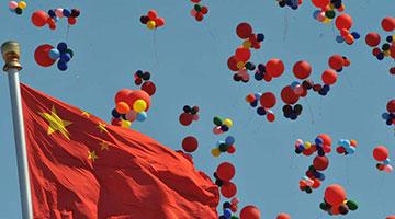 10万群众将参与游行 国庆当日放飞7万和平鸽