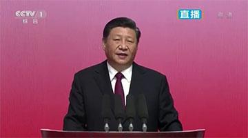 习近平总书记宣布北京大兴国际机场正式投运