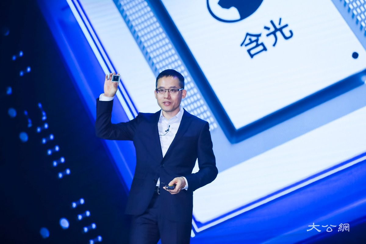 """张勇:阿里从""""五新""""走向""""百新"""" 推首款人工智能芯片"""