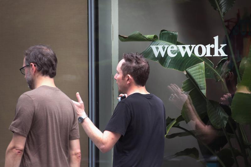 ?传WeWork押后至明年上市