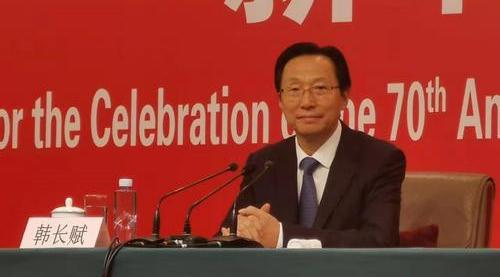 韩长赋:中国成功解决了14亿人的吃饭问题