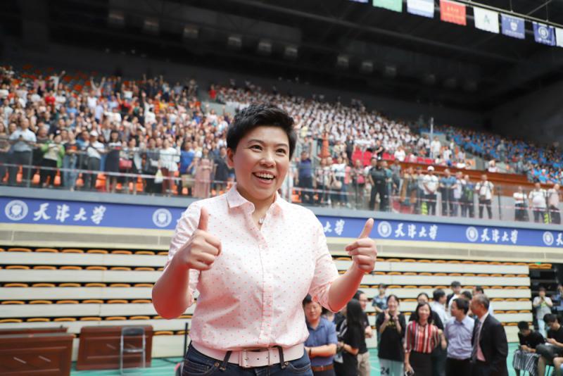 ?邓亚萍体育产业投资缔多赢