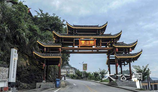慈利旅游:玻璃桥上走出致富路