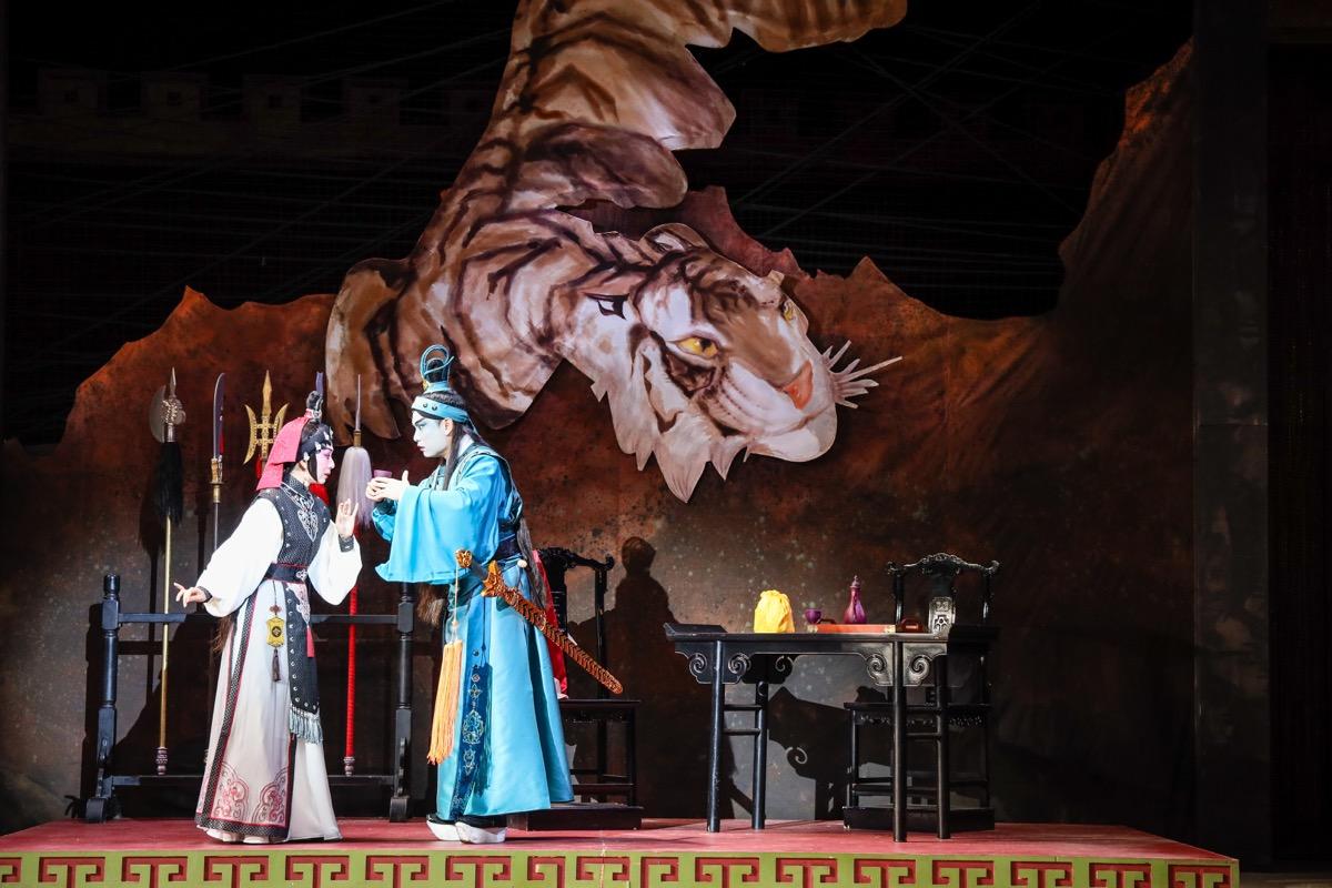 香港經典粵劇獻演上海國際藝術節