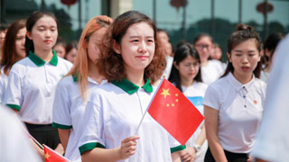 ?粵港澳青年表白祖國 200萬人關注