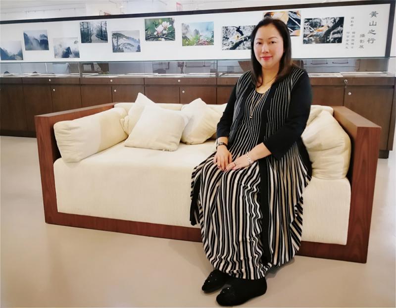 ?杨莉瑶:为艺术展提供更多空间