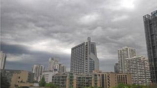 """台风""""米娜""""将影响东部海区 新疆局部地区降温明显"""