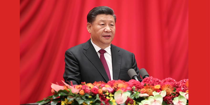 习近平:推动中华民族伟大复兴的航船乘风破浪、扬帆远航