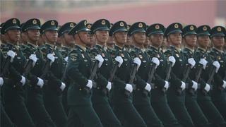 火箭軍方隊:首次以戰略軍種名義亮相國慶閱兵