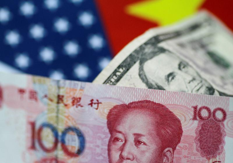 ?全球外储美元佔比六年最少 人币三年新高