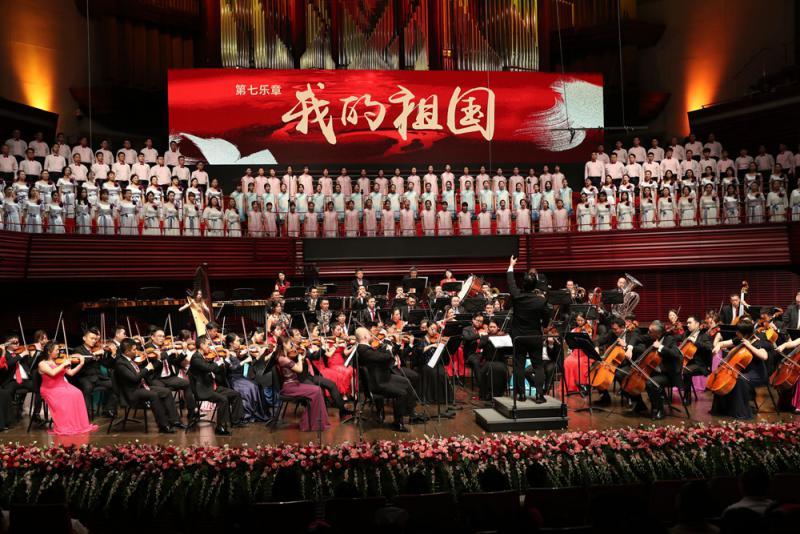 ?深圳国庆音乐会奏响赤子情