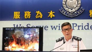 邓炳强:警命悬一线 开枪合法合理