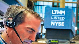 紐約股市三大股指2日下跌 創美股近6周最大單日跌幅