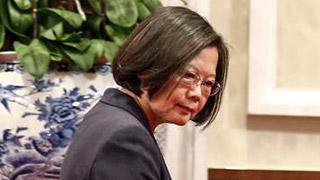 """民进党谎言洗脑大众,台湾已面临""""民主独裁""""的威胁"""