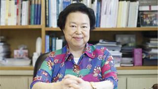 ?对学生具阻吓力 谭惠珠:禁令助灭黑色恐怖