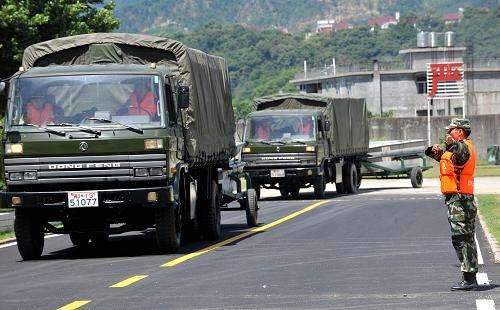 武警部队启用新的车辆牌证 现行牌证10月31日废止